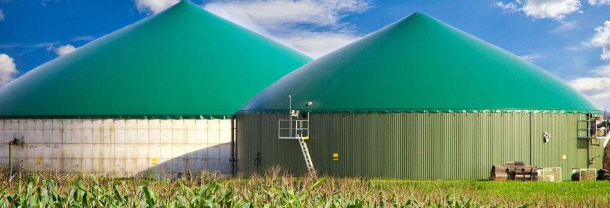 méthanisation et biogaz